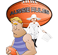 Автомат на зеркале Вулкан Aussie Rules